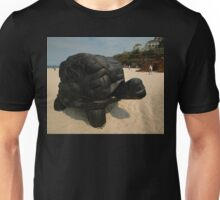 Rubber Tyre Tortoise @ Sculptures By The Sea Unisex T-Shirt