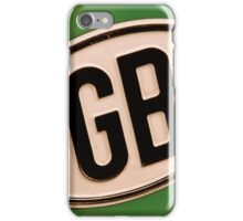 EST GB 1965 iPhone Case/Skin