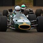 1967 Brabham BT24-1 by Stuart Row