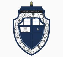 TARDIS of Arms by whobot