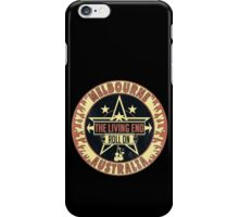 The Living End (Roll on) Vintage iPhone Case/Skin