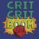 Crit Crit Boom by Jaybill McCarthy