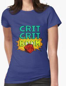 Crit Crit Boom T-Shirt