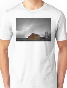 Watching The Storm From The Farm BWSC Unisex T-Shirt