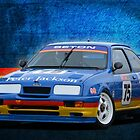 Group A Ford Sierra RS500 by Stuart Row
