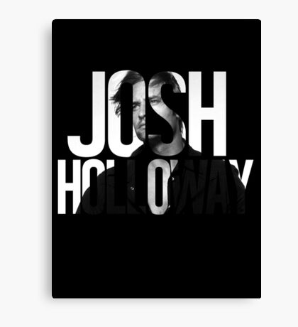 Josh Holloway Canvas Print