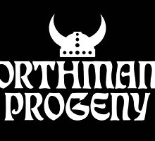 Northman's Progeny on Dark Tees by popnerd