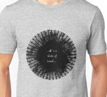 skeleton patterns Unisex T-Shirt