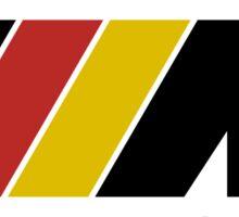 Germany M logo Sticker
