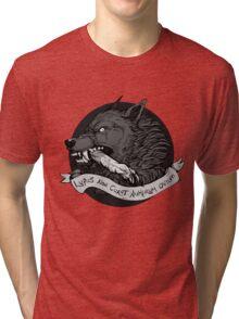 Lupus Black Tri-blend T-Shirt