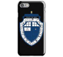 TARDIS of Arms iPhone Case/Skin