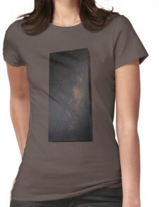 Monolith - It's full of stars Womens Fitted T-Shirt
