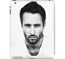 Alex O'Loughlin iPad Case/Skin