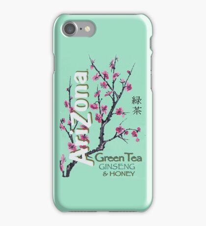 Arizona Green iPhone Case/Skin