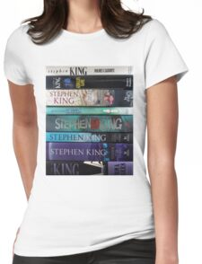 Stephen King HC2 Womens Fitted T-Shirt