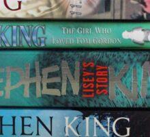 Stephen King HC2 Sticker
