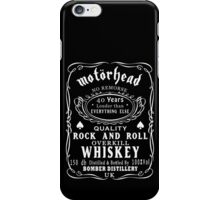 Motorhead Jack iPhone Case/Skin