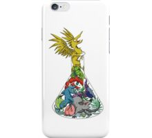 Beaker Beasties iPhone Case/Skin