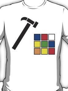 Rubik's Cube Solved T-Shirt
