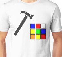 Rubik's Cube Solved Unisex T-Shirt