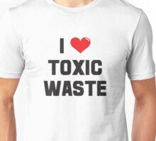 I Heart Toxic Waste Unisex T-Shirt