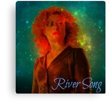 River Song Canvas Print