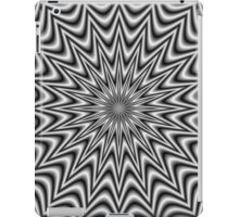 Monochrome Star iPad Case/Skin
