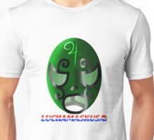 Hand Crafted Lucha Unisex T-Shirt
