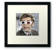 Allonsy Framed Print