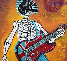 Punks Not Dead by Laura Barbosa