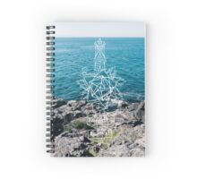 Damocles (At Sea) Spiral Notebook