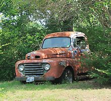 1950 Ford F100 by LorriCrossno