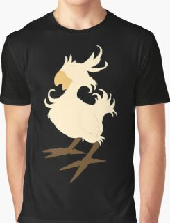 Final Fantasy Chocobo  Graphic T-Shirt