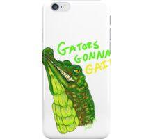 GATOR 2 iPhone Case/Skin
