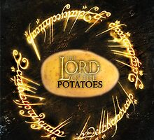 Lord of the Potatoes by challum