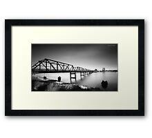 Martin Bridge 6666 Framed Print