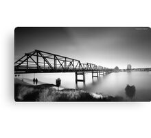 Martin Bridge 6666 Metal Print