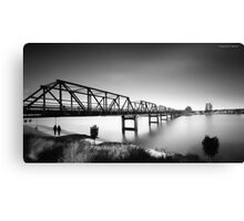 Martin Bridge 6666 Canvas Print