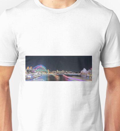 Harbour 1 Vivid 2016 Unisex T-Shirt