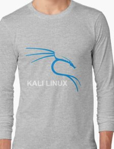 Kali Linux Hacking Tees Long Sleeve T-Shirt