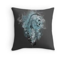 fire cannot kill the dragon Throw Pillow