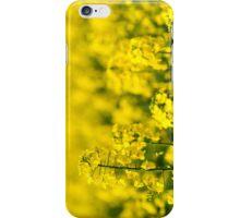 rape yellow sky blue iPhone Case/Skin