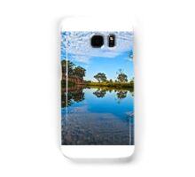 Red Cliffs Samsung Galaxy Case/Skin