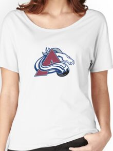 Colorado Broncos - Denver Avalanche Women's Relaxed Fit T-Shirt