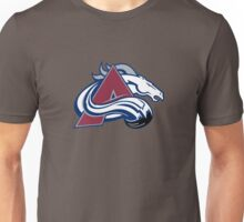 Colorado Broncos - Denver Avalanche Unisex T-Shirt