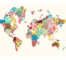 Be An Explorer Of The World Photographic Print