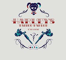 Harley's Tattoo Parlor Unisex T-Shirt