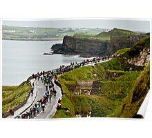Giro D'Italia - Ireland Poster