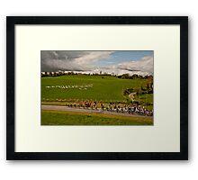 Giro D'Italia - Ireland Framed Print