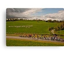 Giro D'Italia - Ireland Canvas Print